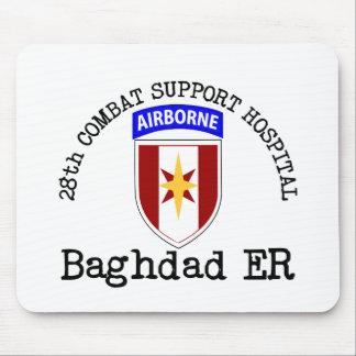28th CSH Baghdad ER Mouse Pad