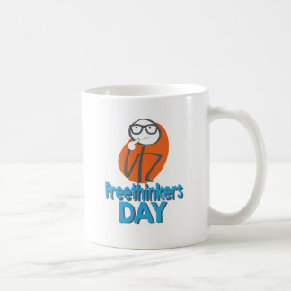 29th January - Freethinkers Day Coffee Mug