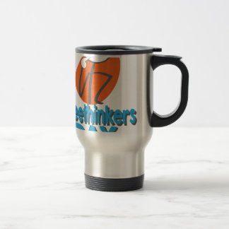 29th January - Freethinkers Day Travel Mug