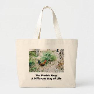 2-12-2007 (2)-07, The Florida KeysA Different W... Jumbo Tote Bag