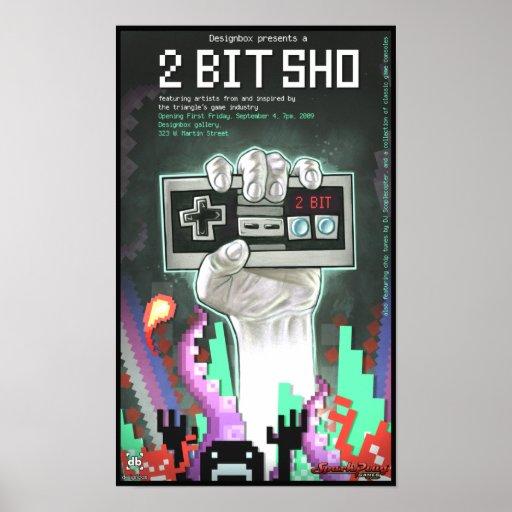 2 BIT SHO Poster