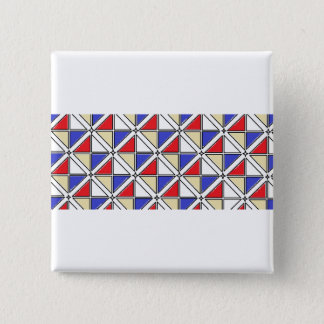 2 Inch Square Button art by Jennifer Shao
