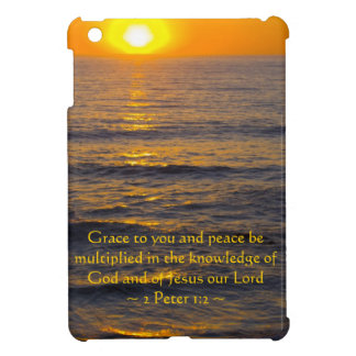 2 Peter 1:2 Case For The iPad Mini