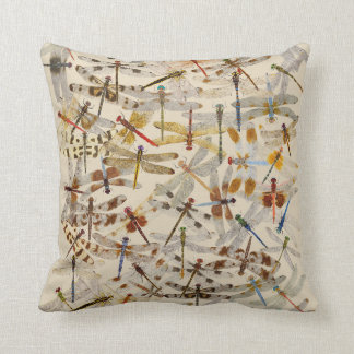 2 Sided Dragonfly Pillow