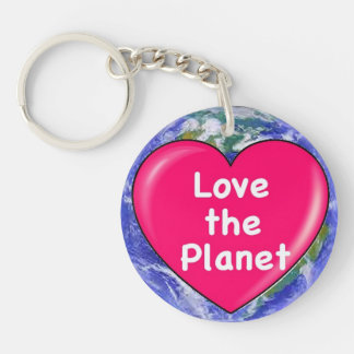 2 sided Keyring, featuring 2 different designs Key Ring