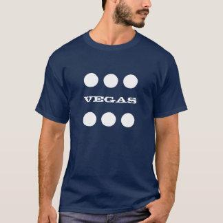 2-sided vegas dice t-shirt