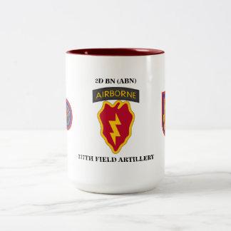 2D BN 377TH FIELD ARTILLERY Mug