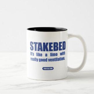 """2nd Meal Mug """"Stakebed"""""""