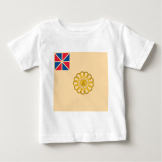 2nd New Hampshire Regiment Flag (1777-1779) Baby T-Shirt