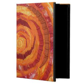 2nd-Sacral Chakra Healing Orange Artwork #2 Powis iPad Air 2 Case