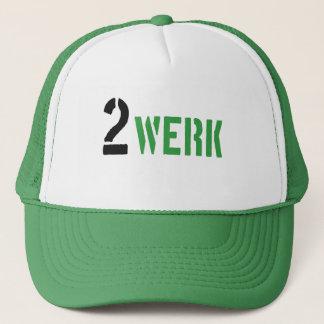 2werk Trucker Hat