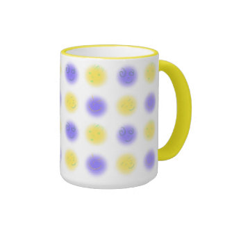 2x2 Little Faces YxP Ringer Coffee Mug