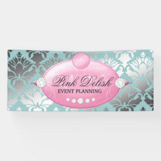 311 Pink Delish Banner