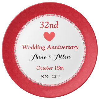Wedding Gift 32 Years : ... Anniversary GiftsT-Shirts, Art, Posters & Other Gift Ideas Zazzle
