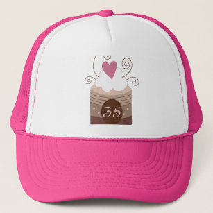 35th Birthday Gift Ideas For Her Trucker Hat