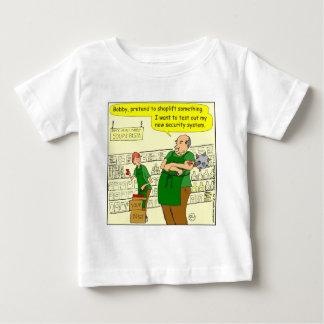 371 shoplifting mace cartoon baby T-Shirt