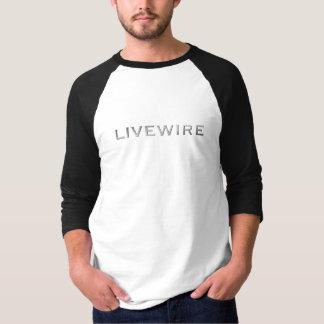3/4 Sleeve Logo Shirt