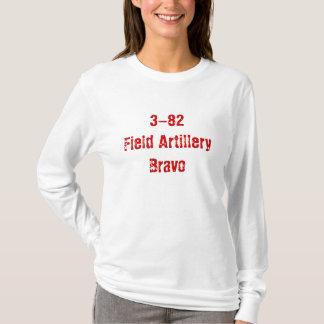 3-82 Field ArtilleryBravo T-Shirt