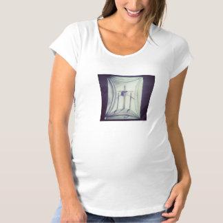 3 Crosses Maternity T-Shirt