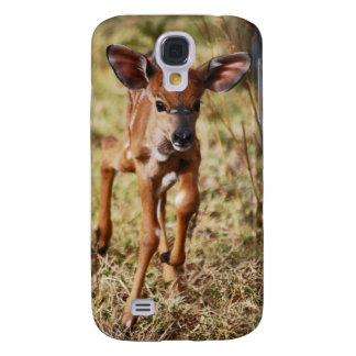 3 day old baby Nyala deer Galaxy S4 Case