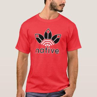 3 Feathers Native Men T-Shirt