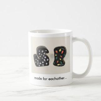 3-mackennamastrud-saltnpepper, made for eachoth... basic white mug