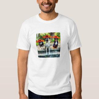 3 Perros Amigos Tshirt