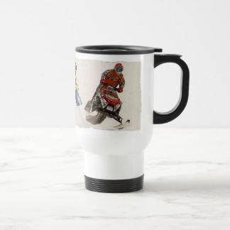 3 snow machines flat travel mug