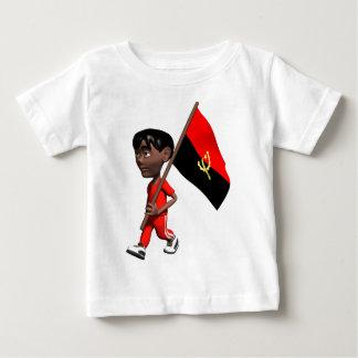 3D Angola Baby T-Shirt