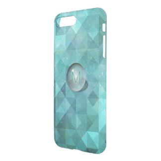 3D Aquatic Ball Geometric Mint Blue iPhone 8 Plus/7 Plus Case