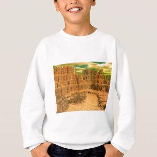 3d art canyon caress sweatshirt