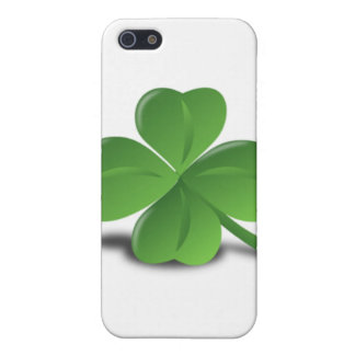3D Four Leaf Clover iPhone 5/5S Cover