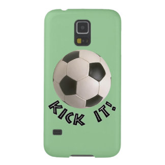 3D Soccerball Sport Kick It Galaxy S5 Case