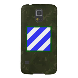 """3rd Infantry Division """"Rock of the Marne"""" Camo Case For Galaxy S5"""