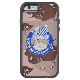 """3rd Infantry Division """"Rock of the Marne"""" DUI Camo Tough Xtreme iPhone 6 Case"""
