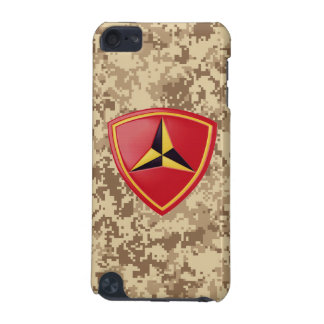 3rd Marine Division Fighting Third Marine Camo iPod Touch (5th Generation) Cases