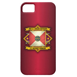 3rd South Carolina Cavalry Battalion iPhone 5 Covers