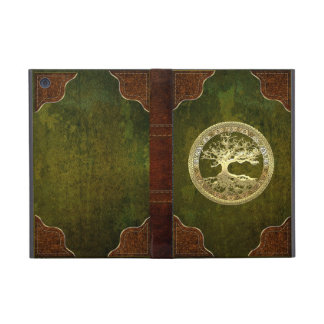 [400] Celtic Tree of Life [Gold] iPad Mini Case