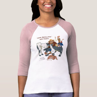 400 Years Don Quixote @QUIXOTEdotTV T-Shirt