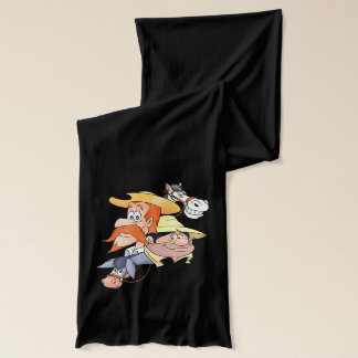 400 Years with Don Quixote & Sancho @QUIXOTEdotTV Scarf