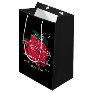 Ruby Wedding Gift Bags : Ruby Wedding Anniversary Gifts - T-Shirts, Art, Posters & Other Gift ...