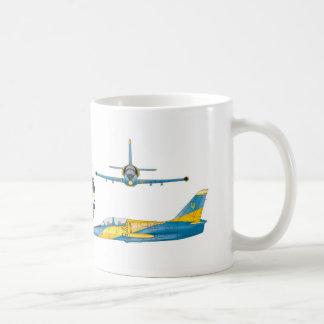 40th Tactical Aviation Brigade Ukraine Air Force Coffee Mug