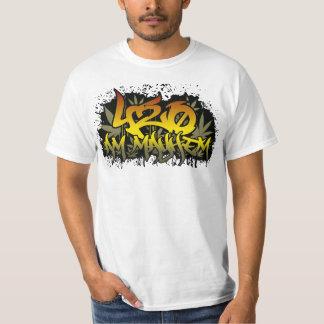 420am Rasta Weed T-Shirt