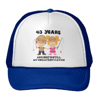 43rd Anniversary Gifts - T-Shirts, Art, Posters & Other Gift Ideas ...