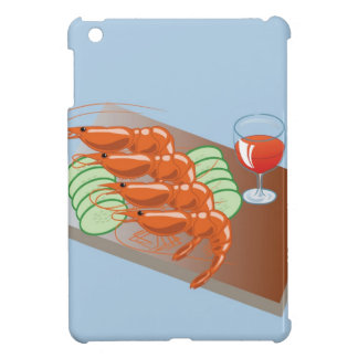 43shrimps cover for the iPad mini