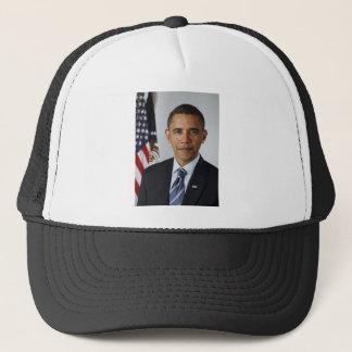 44 Barack Obama Trucker Hat