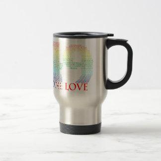 49 angels travel mug
