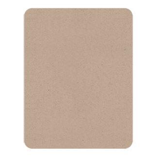 "4.25"" x 5.5"" Environmental 11 Cm X 14 Cm Invitation Card"