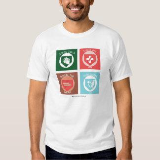 4 perk bastards t shirt