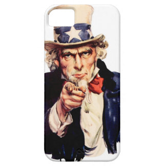 """4 """"UNCLE SAM"""" marries iPhone iPhone 5 Case"""